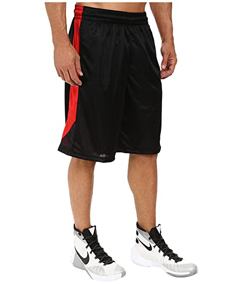 Black White University Black Red Shorts 2 0 Layup Nike Pq7FU