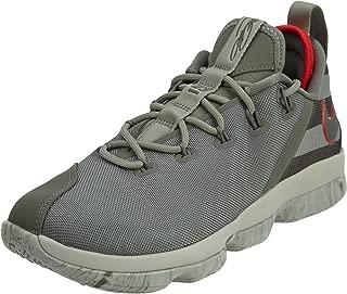 Nike Lebron XIV Low Men's Basketball Shoes Dark Stucco/Dark Stucco 878636-003 (10 D(M) US)