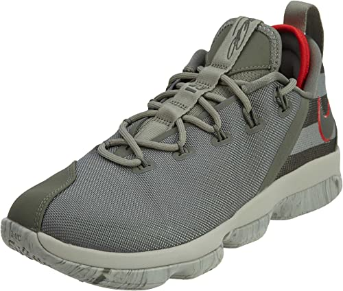 NIKE Lebron XIV Low Men's Basketball chaussures Dark Stucco Dark Stucco 878636-003 (11 D(M) US)