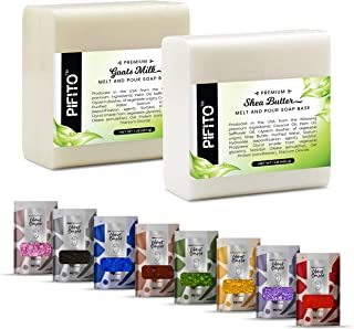 melt and pour soap colorants