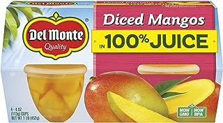 Best del monte mango cups Reviews