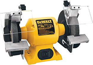 DEWALT Bench Grinder, 8-Inch (DW758)