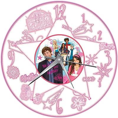 Wesco Disney High School Musical Light Up Wall Clock