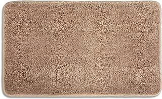 Indoor Doormat Front Door Mat Non Slip Rubber Back Door Mats Magic Inside Dirt Trapper Entry Rugs Entrance Door Rug Machine Washable Door Carpet Mat - Tan, 20