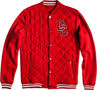 DC Shoes Kings Highway Men's Sweatshirt Athletic Red Large