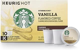 Best starbucks vanilla coffee k cup Reviews
