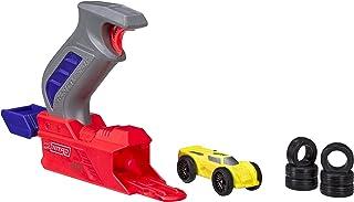 "(C0782EL20) - NERF C0782EL20""Nitro Throttle Shot Blitz"" Die-Cast Toy, Grey"