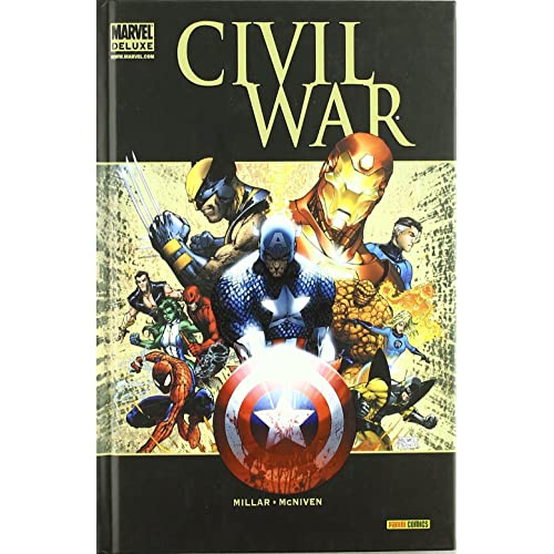 Civil War (Marvel Deluxe)