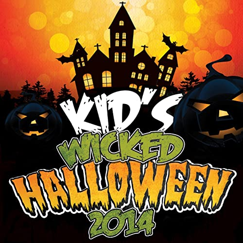 Kids Wicked Halloween 2014 by Various artists on Amazon ...