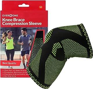 EverOne Knee Brace Compression Sleeve, Medium