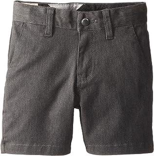 Volcom Boys' in Modern Stretch Short