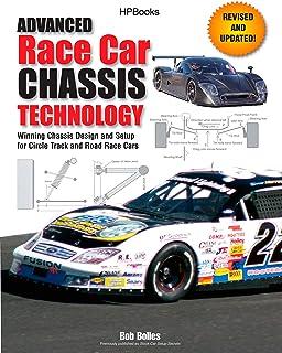 فن آوری شاسی پیشرفته اتومبیل رانی HP1562: طراحی و تنظیم شاسی های برنده برای پیست های چرخ و اتومبیل های مسابقه جاده ای