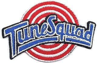 tune squad logo patch