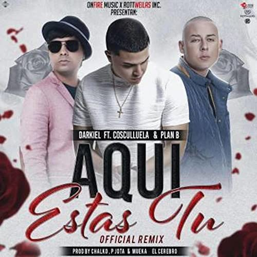 Amazon.com: Aqui Estas Tu (Official Remix): Cosculluela ...
