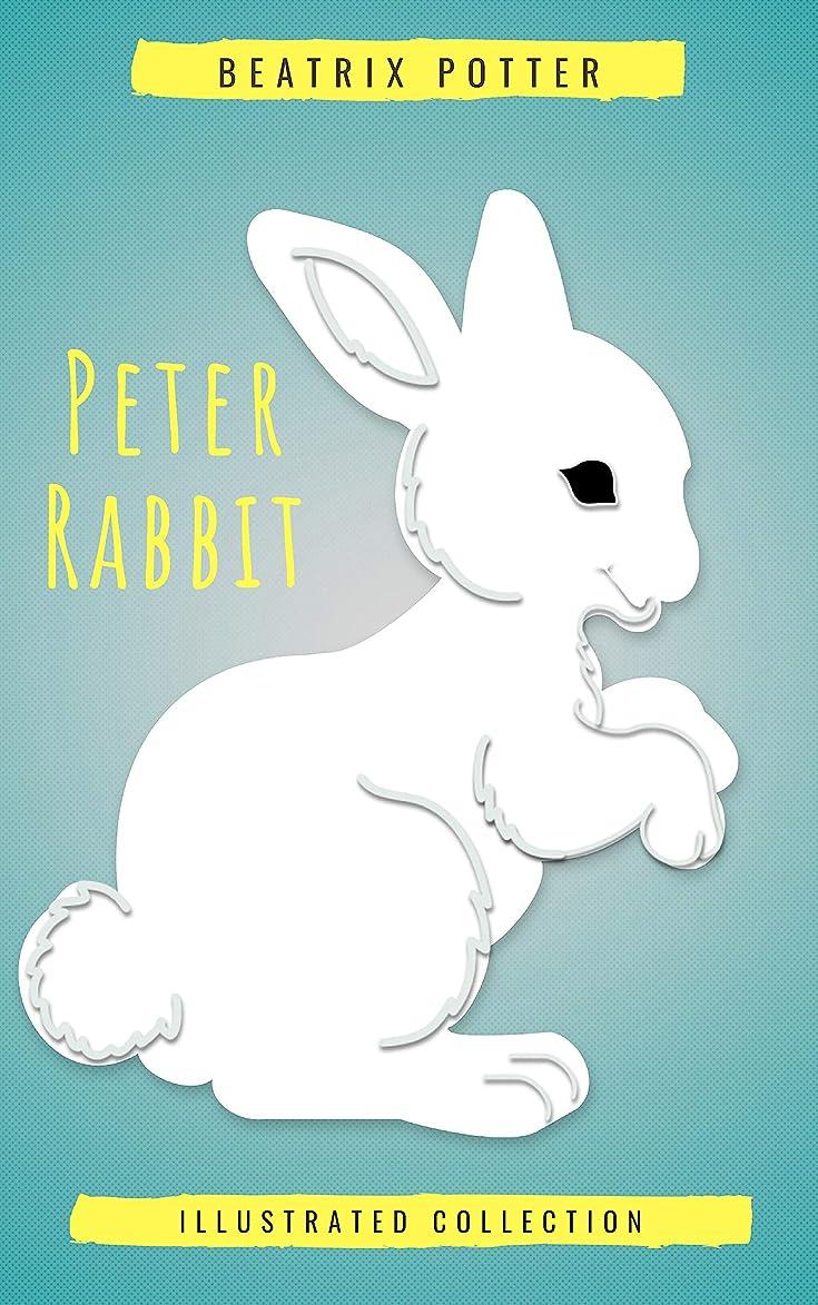 バスルーム麦芽入力Beatrix Potter The Complete Tales (Peter Rabbit): 22 other books, over 650 Illustrations. (English Edition)