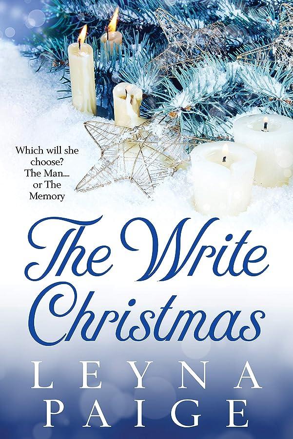 流産バルコニー誠意The Write Christmas: A Holiday Romance Novel (English Edition)