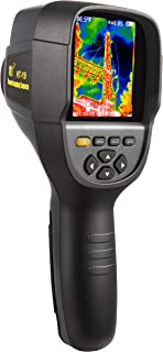 New Higher Resolution 320 x 240 IR Infrared Thermal Imaging Camera. Model HTI-19 with Improved 300,000 Pixels, Sharp 3.2