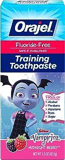 Orajel Vampirina Midnight Berry Training Toothpaste, 1.5 Oz