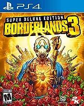 Borderlands 3 Super Deluxe Edition   Playstation 4