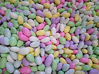 Jordan Pastel Almonds - 2 lbs of Delicious Fresh Bulk Multicolored Perfectly Roasted Almonds with a Candy Coating