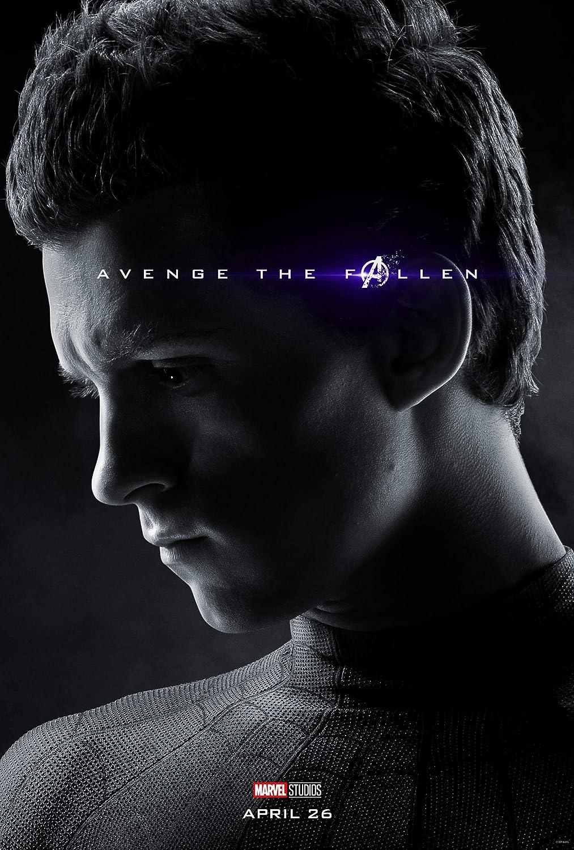 Black Creations Avengers Endgame 25 Poster Canvas Picture Art Print Premium Quality A0 A1 A2 A3 A4 (A0 Canvas (30 40))