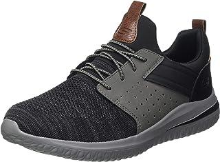 Skechers Herren Delson 3.0 Sneaker