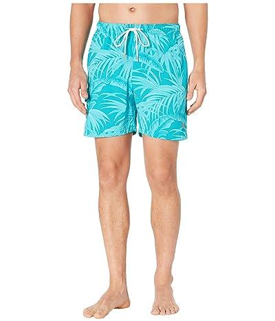 Tommy Bahama Naples Desert Fronds Volley Swim Trunk (Amalfi Sea) Men
