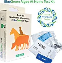 5Strands | Blue Green Algae Test | at Home Lake Pond Water Sample | Collection Results in 15 Minutes (1)