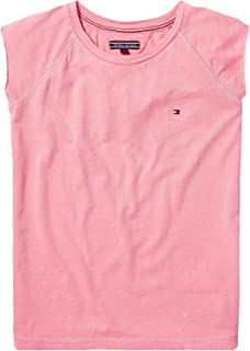 Tommy Hilfiger Blouse for girls in Flamingo Pink, Size:12-13years