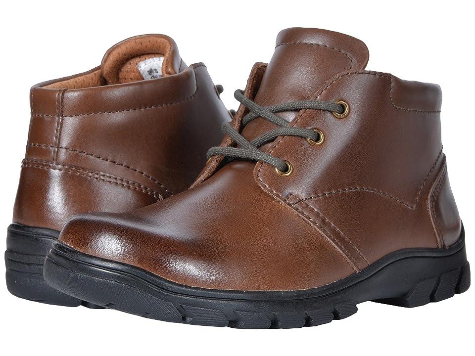 Florsheim Kids Getaway Chukka Boot, Jr. II (Toddler/Little Kid/Big Kid) (Cognac) Boys Shoes