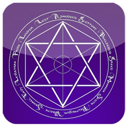 Hexagram Spread of tarot