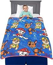 "Franco Kids Bedding Super Soft Plush Throw Blanket, 46"" x 60"", Paw Patrol"