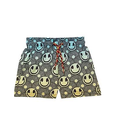 Appaman Kids Happy Face Headphones Swim Trunks (Infant/Toddler/Little Kids/Big Kids)