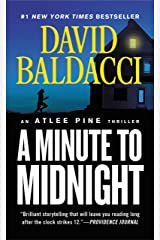 A Minute to Midnight (Atlee Pine Book 2) Kindle Edition