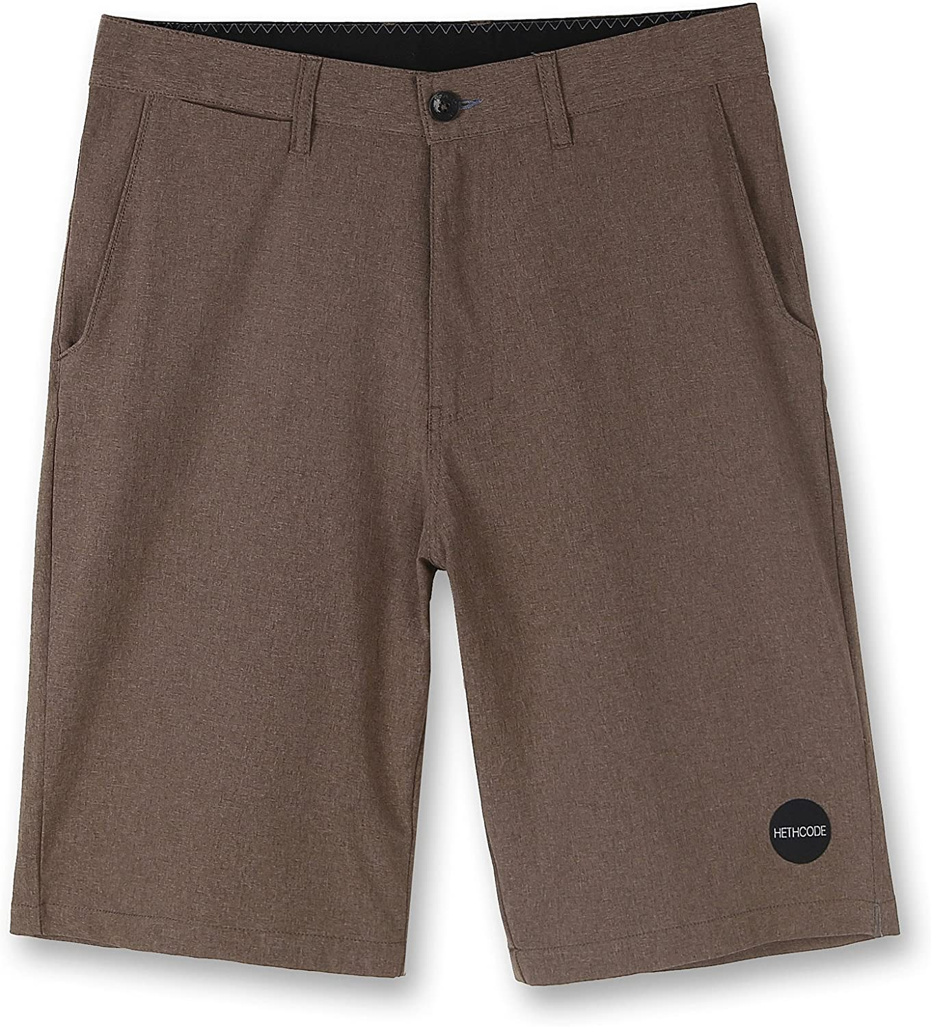 New popularity HETHCODE Men's Casual Classic Austin Mall Fit Chino Submersible Hybrid Walk