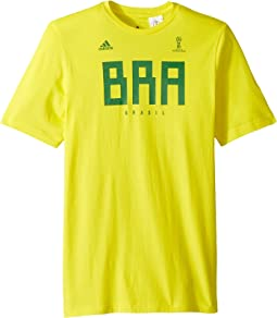 Brazil Tee (Little Kids/Big Kids)