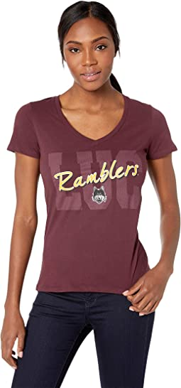 Loyola-Chicago Ramblers University V-Neck Tee