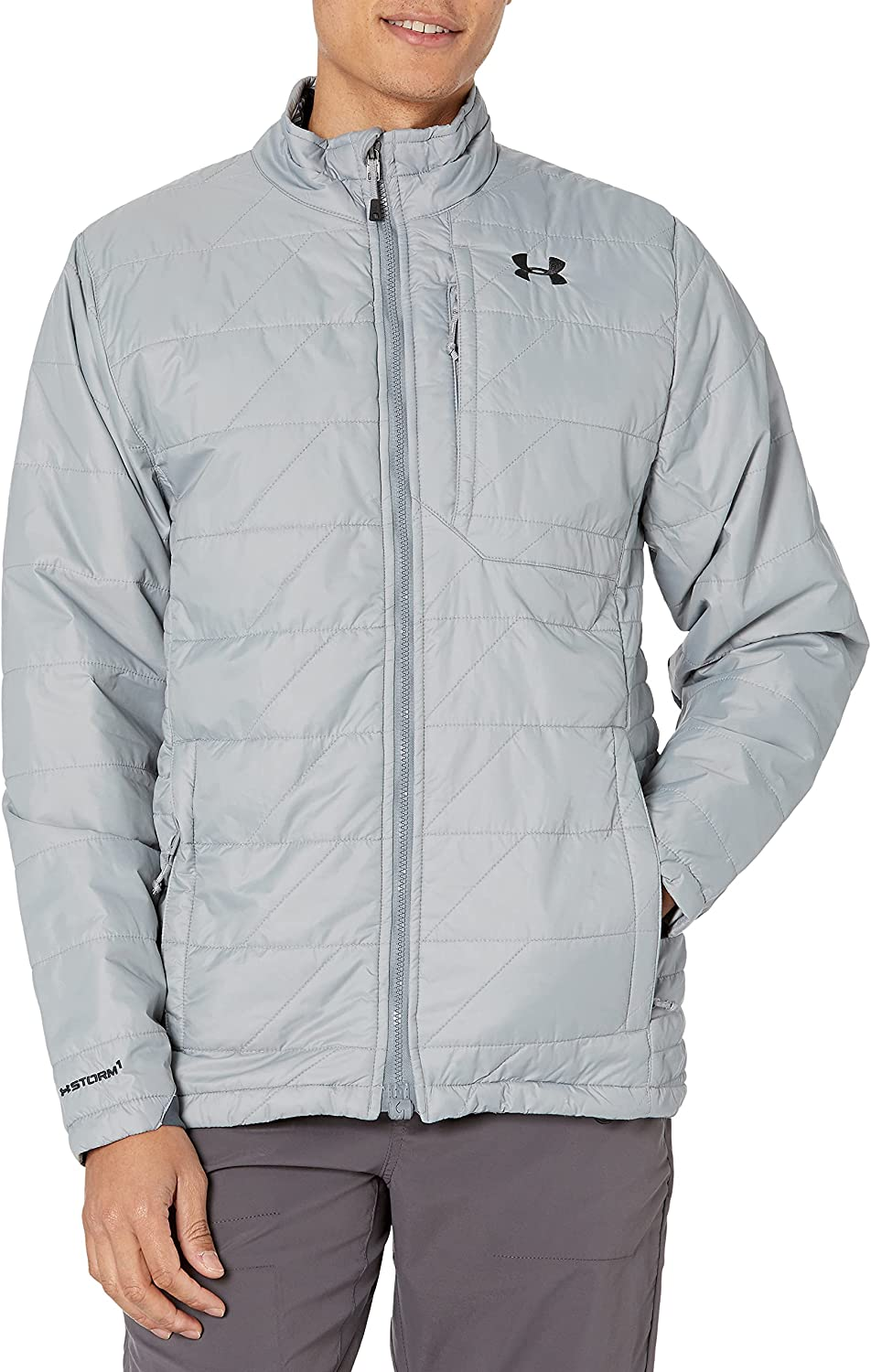 Under Armour Men's Ranking TOP7 Inventory cleanup selling sale Storm Micro Jacket Infrared ColdGear