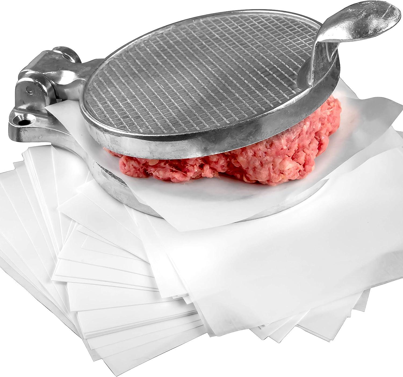 Restaurant-Grade Burger Limited time sale Press 5% OFF and Patty Al Set. Cast Combo Paper