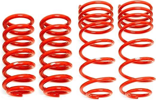 BMR Suspension SP001R F-Body Lowering Spring Kit 1.25in Drop (93-02),1 Pack: image