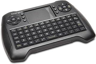KENSINGTON(R) Wireless Handheld Keyboard, Black, K75390WW