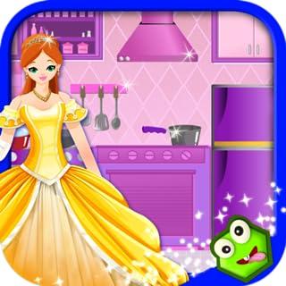 Princess Royal Kitchen FREE - Baby Girls Cooking & Maker Games