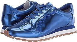 Metallic Slalom Blue