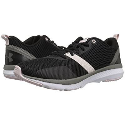 Under Armour UA Press 2 (Black/French Gray/Black) Women