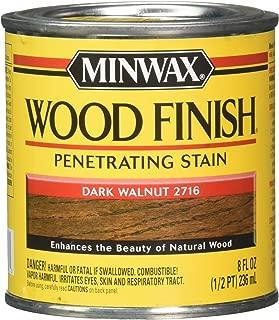 Best minwax dark walnut wood stain Reviews