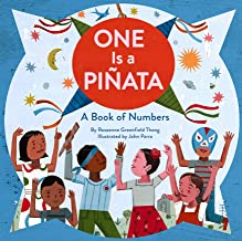 One Is a Piñata: A Book of Numbers