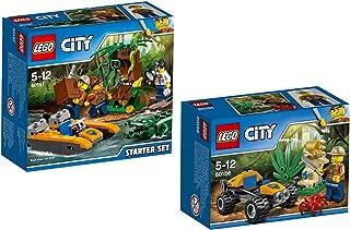 Lego City 60157–Kit de iniciación de jungla