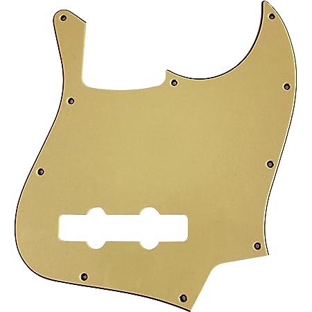 Pickguard 3ply Rot Schildpatt Bass Für Jazz-Bass