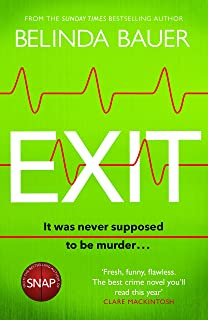 Exit: The Sunday Times Thriller of the Month