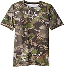 Under Armour Kids - UA Scent Control Tech Short Sleeve (Big Kids)
